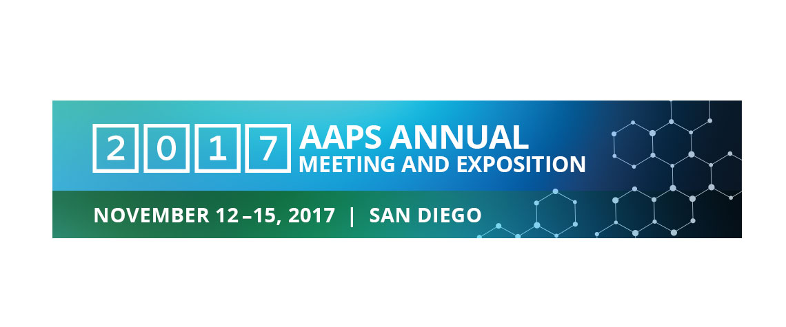 AAPS Annual Meeting & Exposition 2017