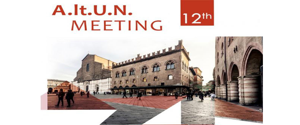 12th A.It.U.N. Meeting Bologna, drug delivery